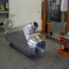 Wye Piece 12'' 2500# (Coil Tubbing application)